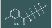 2,2,3,3,4,4,5,5,5-Nonafluoro-1-(3-fluoro-2-methyl-phenyl)-pentan-1-one