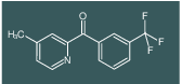 4-Methyl-2-(3-trifluoromethylbenzoyl)pyridine