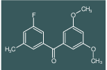 (3,5-Dimethoxy-phenyl)-(3-fluoro-5-methyl-phenyl)-methanone