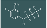 2,2,3,3,4,4,4-heptafluoro-1-(4-fluoro-3-methylphenyl)butan-1-one