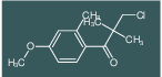 3-chloro-1-(4-methoxy-2-methylphenyl)-2,2-dimethylpropan-1-one