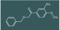 2-(benzyloxy)-1-(4-methoxy-3-methylphenyl)ethanone