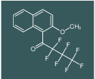 2,2,3,3,4,4,4-heptafluoro-1-(2-methoxynaphthalen-1-yl)butan-1-one