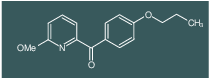 6-Methoxy-2-(4-propoxybenzoyl)pyridine