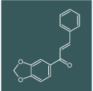 1-(benzo[d][1,3]dioxol-5-yl)-3-phenylprop-2-en-1-one