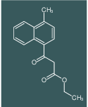 ethyl 3-(4-methylnaphthalen-1-yl)-3-oxopropanoate