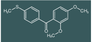 (2,4-dimethoxyphenyl)[4-(methylsulfanyl)phenyl]methanone