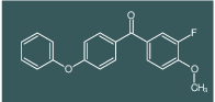(3-Fluoro-4-methoxy-phenyl)-(4-phenoxy-phenyl)-methanone