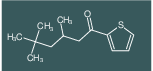 3,5,5-trimethyl-1-(thiophen-2-yl)hexan-1-one