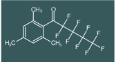 2,2,3,3,4,4,5,5,5-Nonafluoro-1-(2,4,6-trimethyl-phenyl)-pentan-1-one
