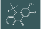 (3-Fluoro-4-methyl-phenyl)-(2-trifluoromethoxy-phenyl)-methanone