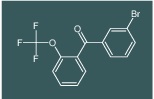 (3-Bromo-phenyl)-(2-trifluoromethoxy-phenyl)-methanone