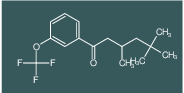 3,5,5-trimethyl-1-(3-(trifluoromethoxy)phenyl)hexan-1-one