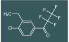 1-(4-Chloro-3-ethyl-phenyl)-2,2,3,3,3-pentafluoro-propan-1-one