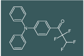 1-(4-(diphenylamino)phenyl)-2,2,3,3-tetrafluoropropan-1-one