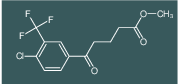 methyl 5-(4-chloro-3-(trifluoromethyl)phenyl)-5-oxopentanoate