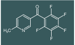 2-Methyl-5-(pentafluorobenzoyl)pyridine