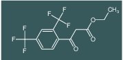 ethyl 3-(2,4-bis(trifluoromethyl)phenyl)-3-oxopropanoate