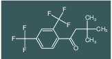 1-(2,4-bis(trifluoromethyl)phenyl)-3,3-dimethylbutan-1-one