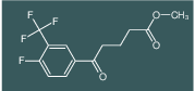 methyl 5-(4-fluoro-3-(trifluoromethyl)phenyl)-5-oxopentanoate