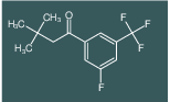 1-(3-fluoro-5-(trifluoromethyl)phenyl)-3,3-dimethylbutan-1-one