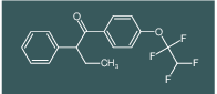 2-phenyl-1-(4-(1,1,2,2-tetrafluoroethoxy)phenyl)butan-1-one