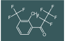 2,2,3,3,3-Pentafluoro-1-(2-methyl-3-trifluoromethyl-phenyl)-propan-1-one