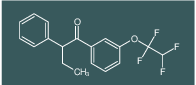 2-phenyl-1-(3-(1,1,2,2-tetrafluoroethoxy)phenyl)butan-1-one