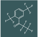 1-(2,5-Bis-trifluoromethyl-phenyl)-2,2,3,3,3-pentafluoro-propan-1-one