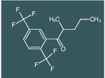 1-(2,5-bis(trifluoromethyl)phenyl)-2-methylpentan-1-one