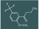1-(2-Methoxy-5-trifluoromethyl-phenyl)-butan-1-one