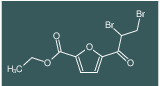 ethyl 5-(2,3-dibromopropanoyl)furan-2-carboxylate