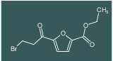 ethyl 5-(3-bromopropanoyl)furan-2-carboxylate