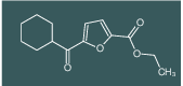 ethyl 5-(cyclohexanecarbonyl)furan-2-carboxylate