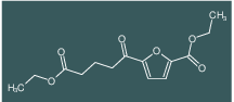 ethyl 5-(5-ethoxy-5-oxopentanoyl)furan-2-carboxylate