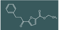 ethyl 5-(3-phenylpropanoyl)furan-2-carboxylate