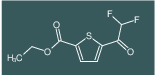 5-(2,2-Difluoro-acetyl)-thiophene-2-carboxylic acid ethyl ester