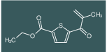 5-(2-Methyl-acryloyl)-thiophene-2-carboxylic acid ethyl ester
