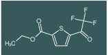 ethyl 5-(2,2,2-trifluoroacetyl)thiophene-2-carboxylate