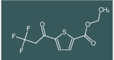 ethyl 5-(3,3,3-trifluoropropanoyl)thiophene-2-carboxylate