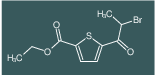 ethyl 5-(2-bromopropanoyl)thiophene-2-carboxylate