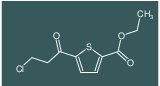 ethyl 5-(3-chloropropanoyl)thiophene-2-carboxylate