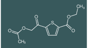 ethyl 5-(2-acetoxyacetyl)thiophene-2-carboxylate