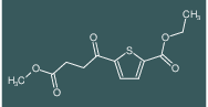 ethyl 5-(4-methoxy-4-oxobutanoyl)thiophene-2-carboxylate