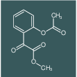 methyl 2-(2-acetoxyphenyl)-2-oxoacetate