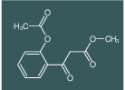 methyl 3-(2-acetoxyphenyl)-3-oxopropanoate