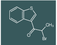 1-(benzo[b]thiophen-3-yl)-2-bromopropan-1-one