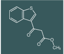 methyl 3-(benzo[b]thiophen-3-yl)-3-oxopropanoate