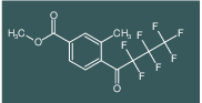 methyl 4-(2,2,3,3,4,4,4-heptafluorobutanoyl)-3-methylbenzoate