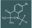 1-(4-bromo-2-(trifluoromethoxy)phenyl)-2,2-dimethylpropan-1-one